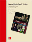 Looseleaf for The West in the World  Vol II  From the Renaissance Book