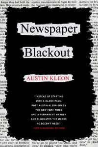 Newspaper Blackout PDF