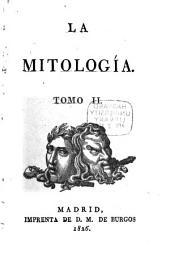 La mitología: Volumen 2