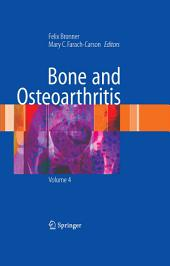 Bone and Osteoarthritis