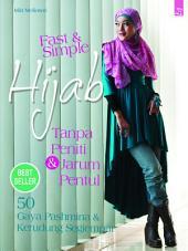 Fast & Simple Hijab: tanpa peniti & jarum pentul