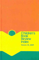 Download Children s Book Review Index 2009 Book