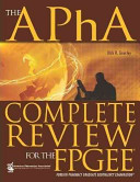 The APhA Complete Review for the Foreign Pharmacy Graduate Equivalency Examination