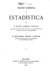Tratado elemental de estadística