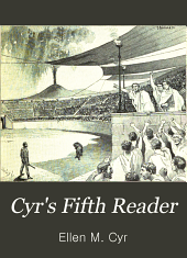 Cyr's Fifth Reader: Book 5