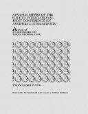 Advance Papers of the Fourth International Joint Conference on Artificial Intelligence PDF