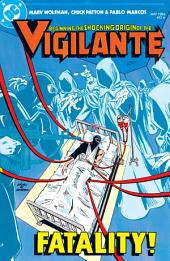 The Vigilante (1983-) #6