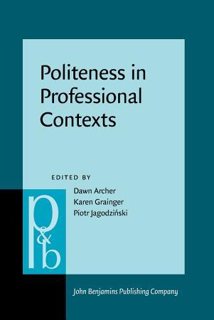 Politeness in Professional Contexts PDF