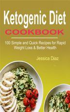 Ketogenic Diet Cookbook PDF
