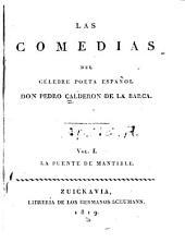 Las comedias del celebre poeta español: Volúmenes 1-2