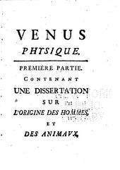 Venus physique ...