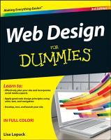 Web Design For Dummies PDF