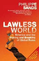 Lawless World Book