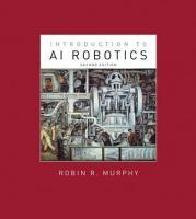 Introduction to AI Robotics PDF