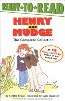 Henry and Mudge The Complete Collection PDF