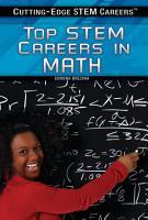 Top STEM Careers in Math PDF