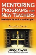 Mentoring Programs for New Teachers