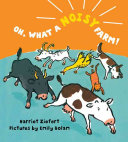 Oh  what a Noisy Farm  Book