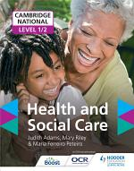 Cambridge National Level 1/2 Health and Social Care