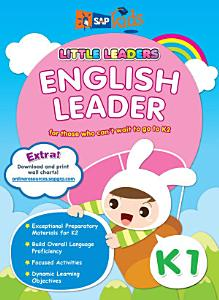 e Little Leaders  English Leader K1 Book