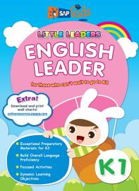 E Little Leaders  English Leader K1