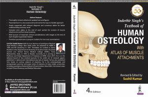 Inderbir Singh s Textbook of Human Osteology Book