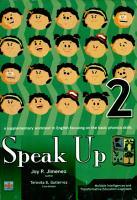 Speak Up 2  2007 Ed  PDF
