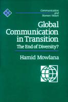 Global Communication in Transition PDF