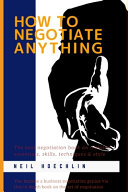 How to Negotiate Anything PDF