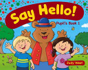 Say Hello Level 1 Pupils Book PDF