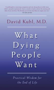 What Dying People Want PDF