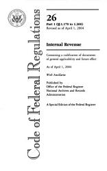 Code of Federal Regulations PDF
