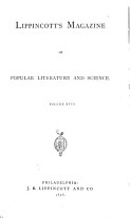Lippincott s Magazine of Popular Literature and Science PDF