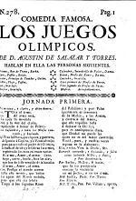Los Juegos Olympicos, fiesta ... de dos jornadas