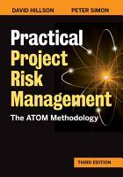 Practical Project Risk Management  Third Edition PDF