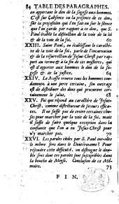 Cinquième Mémoire sur les propositions renfermées dans la Constitution Unigenitus, qui regardent la nature de l'ancienne et de la nouvelle alliance. Continuation du cinquième mémoire