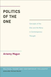 Politics of the One Book