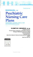 Manual of Psychiatric Nursing Care Plans PDF