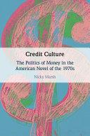 Credit Culture