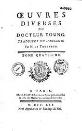 Oeuvres diverses du docteur Young