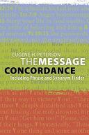 The Message Concordance PDF