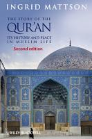 The Story of the Qur an PDF