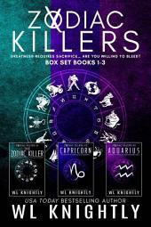 Zodiac Killer Box Set Books 1-3