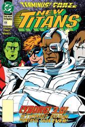 New Titans (1984-1996) #106
