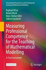 Measuring Professional Competence for the Teaching of Mathematical Modelling