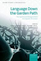Language Down the Garden Path PDF