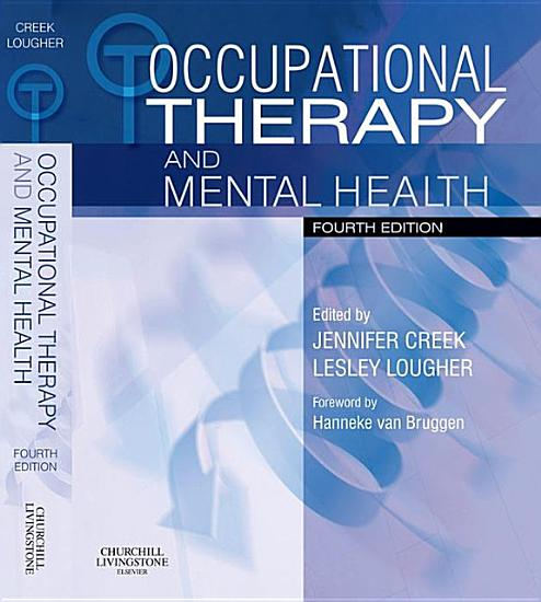 Occupational Therapy and Mental Health PDF
