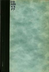 Markgraf Karl Philipp von Brandenburg und die Gräfin Salmour: mit Benutzung archivalischer Quellen