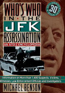 Who's Who in the JFK Assassination