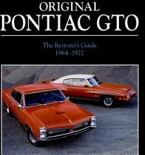 Original Pontiac GTO  1964 1974 PDF